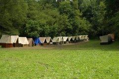 Naše tábořiště